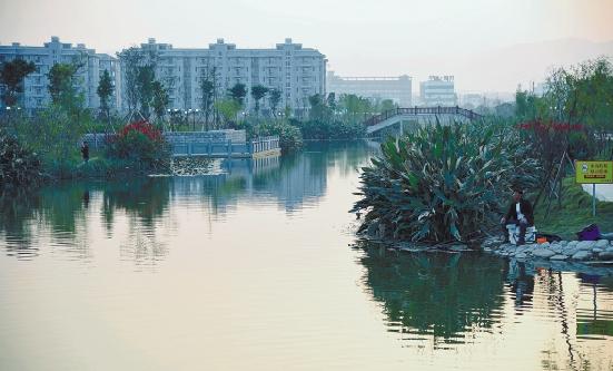瑞安巿塘下风景区